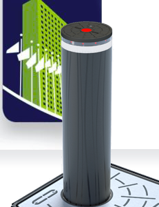 seriejs pu icon - FR - Traffic Bollards - Vehicle Access Control Systems - FAAC Bollards - FAAC